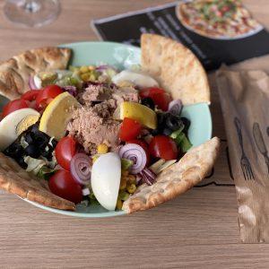 Salata cu ton * 200g