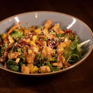 Salata cu pui thai * 200g