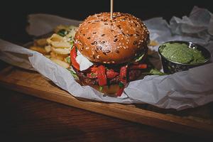 Burger Primavera